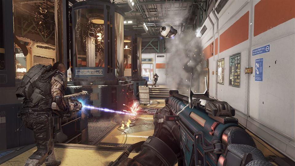 call-of-duty-advanced-warfare-xone Polêmica: imagem de Modern Combat Versus quase idêntica a Call of Duty