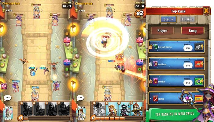 clash-of-legends-minions-clone-clash-royale-android Conheça Jogos Parecidos (e Clones) de Clash Royale