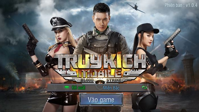 Truy Kich Mobile: como jogar Blood Strike oficial no Android