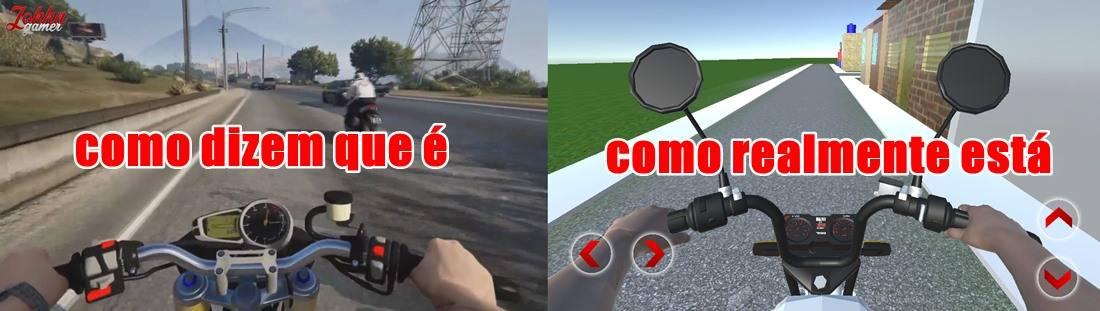 comparativo-youtube-vs-jogo-real 5 Jogos para Android e iPhone que Decepcionaram em 2017