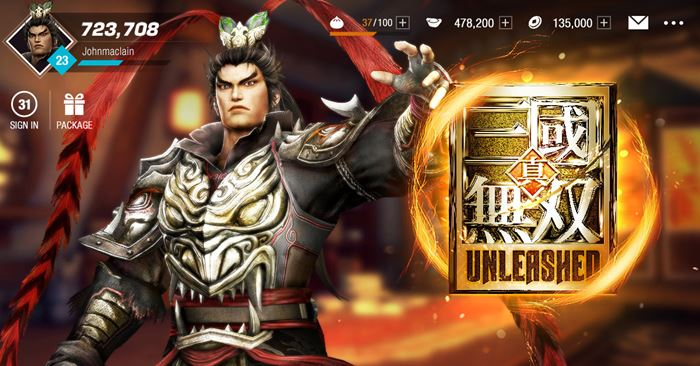 dynasty-warriors-unleashed-1 Dynasty Warriors: Unleashed traz o verdadeiro Musou ao Android e iOS