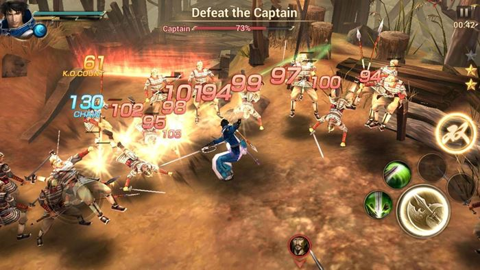 dynasty-warriors-unleashed-2 Dynasty Warriors: Unleashed traz o verdadeiro Musou ao Android e iOS