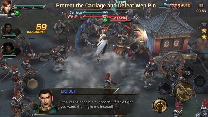 dynasty-warriors-unleashed-3 Dynasty Warriors: Unleashed traz o verdadeiro Musou ao Android e iOS