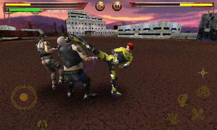 fighting-tiger-android 25 Melhores Jogos de Luta OFFLINE para Android e iOS