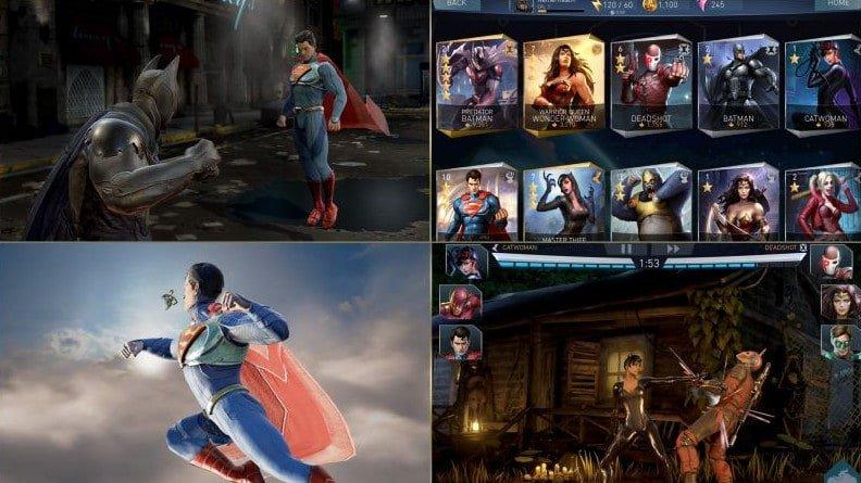 injustice-2-mobile [Atualizado] Injustice 2 é lançado em português para Android e iOS