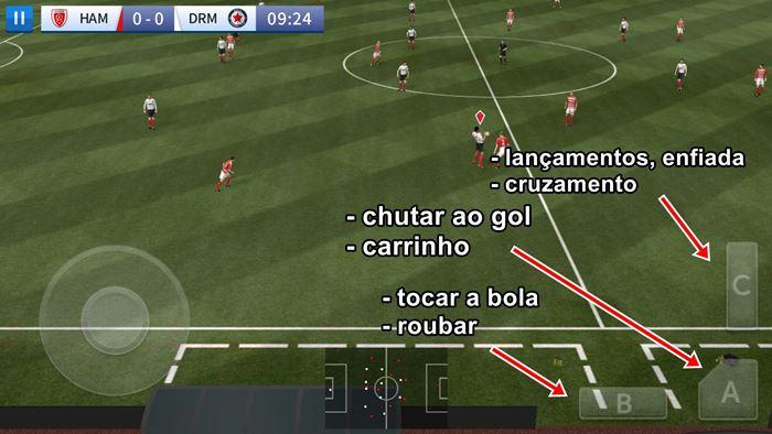 interface-dicas-dream-league-soccer-2017 Dicas de Como Jogar Dream League Soccer 2017