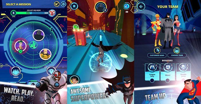 justice-league-android-jogo-liga-da-justica Melhores Jogos para Android da Semana #9 de 2017