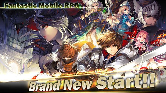 kings-raid-android-apk-baixar King's Raid é um RPG online com ótimo design de personagens