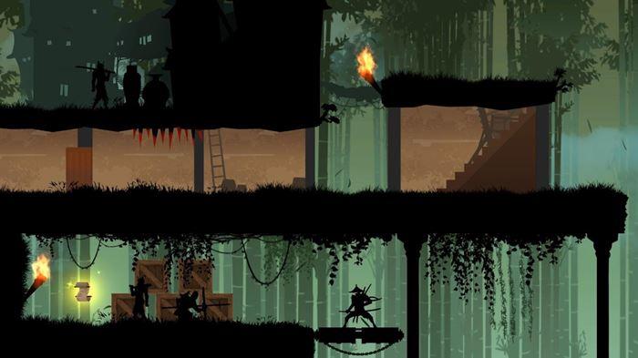 ninja-arashi-1 Ninja Arashi: 45 fases eletrizantes em um jogo de ação 2D e OFFLINE