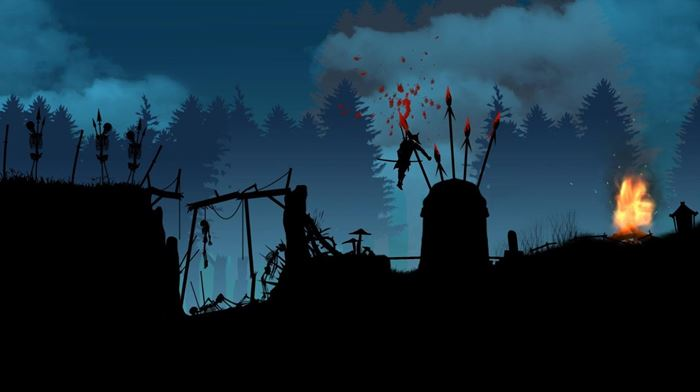 ninja-arashi-2 Ninja Arashi: 45 fases eletrizantes em um jogo de ação 2D e OFFLINE