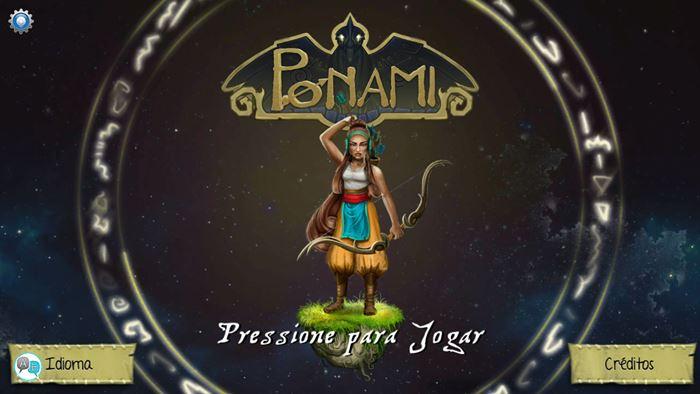 Ponami é um game brasileiro sobre a cultura indígena dos Andes