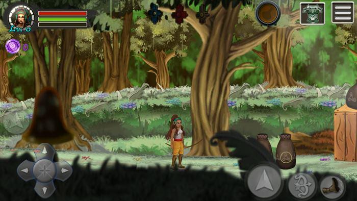 ponami-jogo-android-2 Ponami é um game brasileiro sobre a cultura indígena dos Andes