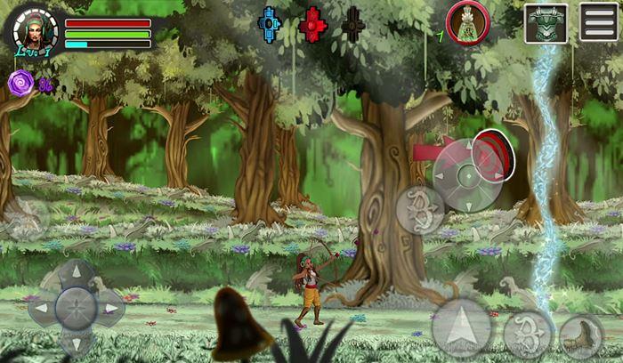 ponami-jogo-android-3 Ponami é um game brasileiro sobre a cultura indígena dos Andes
