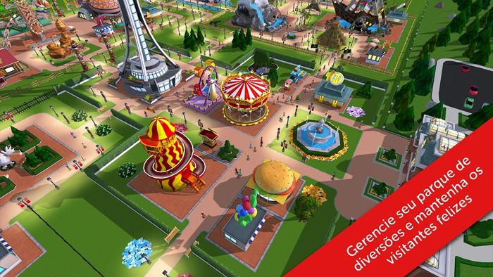 rollercoaster-tycoon-touch-android-iphone-ipad-1 Crie seu parque de diversões com RollerCoaster Tycoon Touch