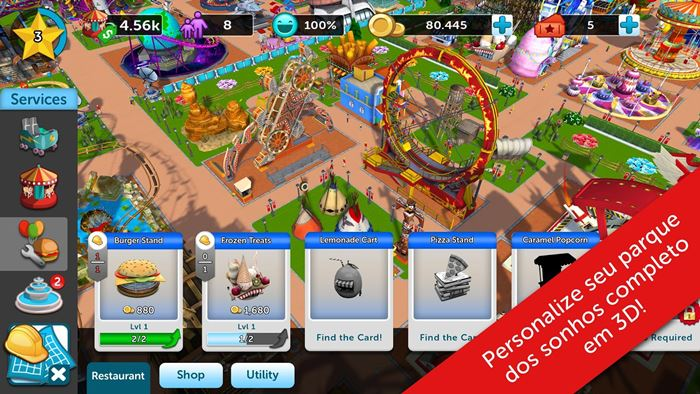 rollercoaster-tycoon-touch-android-iphone-ipad Crie seu parque de diversões com RollerCoaster Tycoon Touch