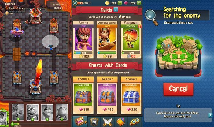royal-pirates-clone-clash-royale-android Conheça Jogos Parecidos (e Clones) de Clash Royale