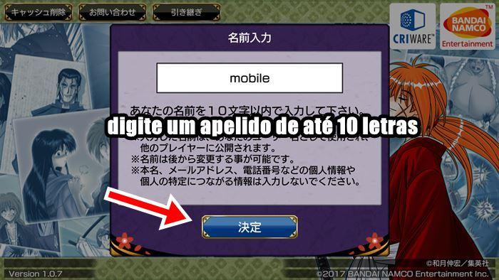 samurai-x-jogo-android-apk-4 Como baixar o APK de Samurai X para Android (Rurouni Kenshin: Kengeki Kenran)