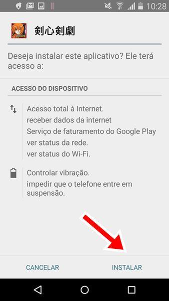 samurai-x-jogo-android-apk4 Como baixar o APK de Samurai X para Android (Rurouni Kenshin: Kengeki Kenran)
