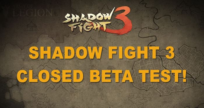 shadow-fight-3-closed-beta Shadow Fight 3: Faça o registro para testar o game (Android e iOS)