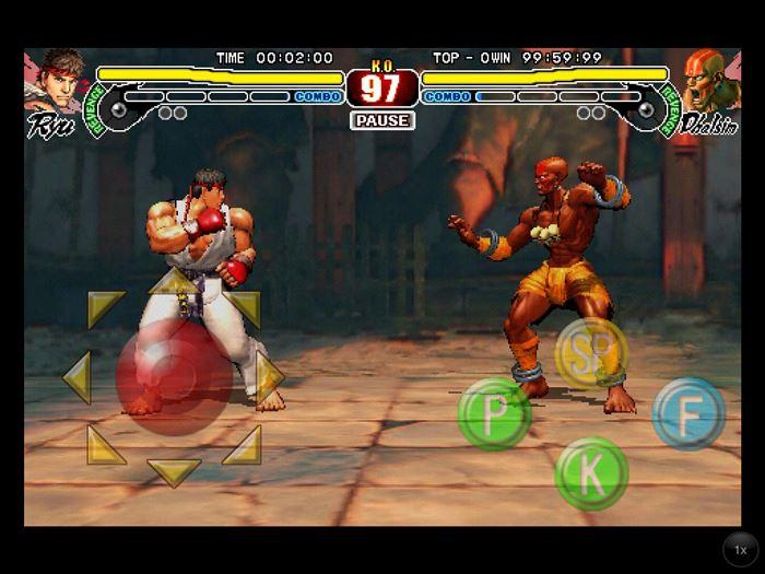 street-fighter-vi 25 Melhores Jogos de Luta OFFLINE para Android e iOS