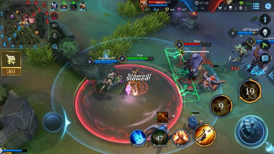 "strike-of-kings-android-ios-moba-tencent-5vs5 Strike of Kings: Tencent vai trazer seu ""League of Legends"" para o ocidente"