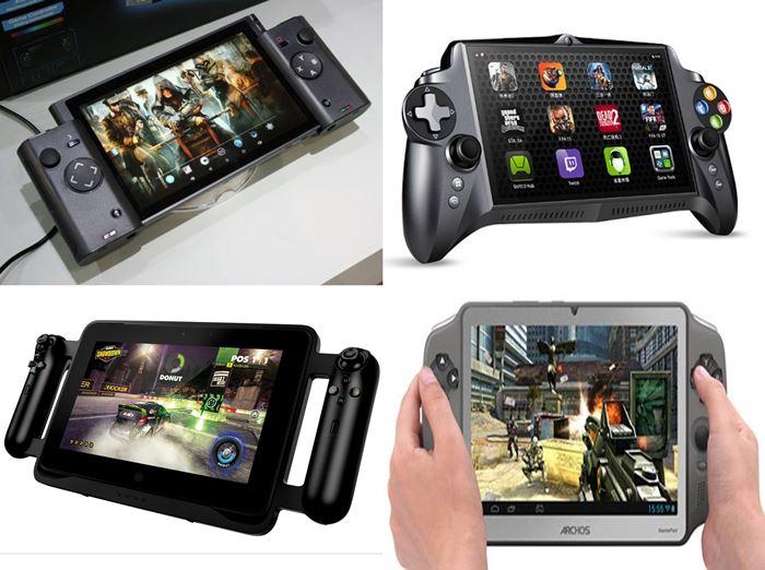 tablets-android-gamers-antigos Nintendo Switch diz muito sobre o futuro dos jogos de smartphones