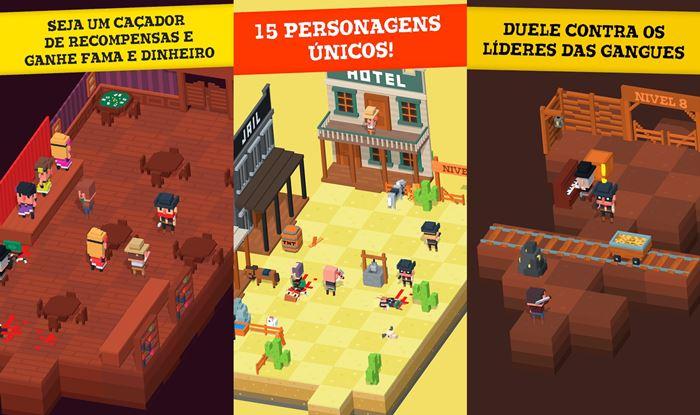 westy-west-android-game Westy West: Crossy Roads encontra o Velho Oeste em jogo brasileiro