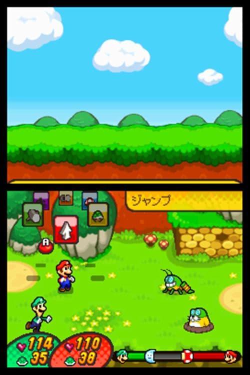 Mario-luigi-inside-story-nintendo-ds-drastic 25 Melhores Jogos para o DraStic (Emulador do Nintendo DS)