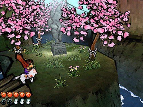 Okamiden-nintendo-ds-drastic 25 Melhores Jogos para o DraStic (Emulador do Nintendo DS)