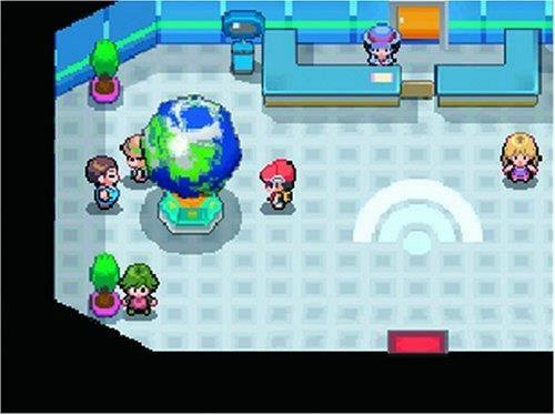 Pokemon-Pearl-Version-nintendo-ds-drastic 25 Melhores Jogos para o DraStic (Emulador do Nintendo DS)