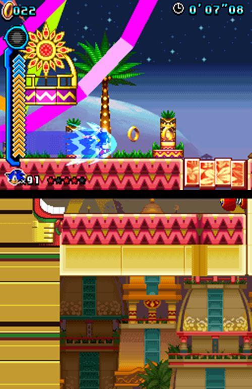 Sonic-Colours-DS-drastic 25 Melhores Jogos para o DraStic (Emulador do Nintendo DS)