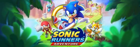 Gameloft deixa vazar Sonic Runners Adventure