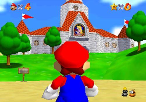 Super-mario-64-ds-drastic 25 Melhores Jogos para o DraStic (Emulador do Nintendo DS)