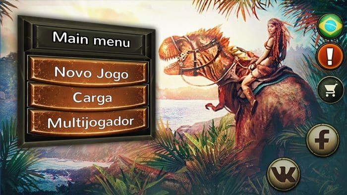 ark-survival-envolve-game-sobrevivencia-android-apk Jogo parecido com Ark: Survival Envolve faz sucesso no Android