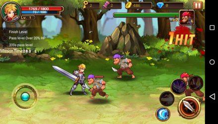 brave-fighter-2-android-ios-4-440x250 Mobile Gamer | Tudo sobre Jogos de Celular