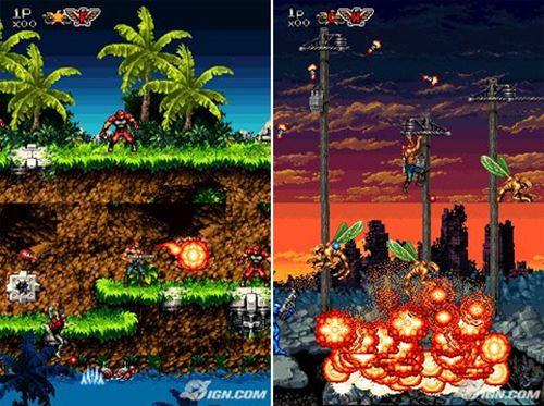 contra-4-nintendo-ds-drastic 25 Melhores Jogos para o DraStic (Emulador do Nintendo DS)
