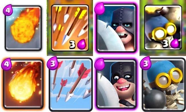 curiosidades-clash-royale-cartas-antes-e-depois 10 curiosidades que você não sabia sobre Clash Royale