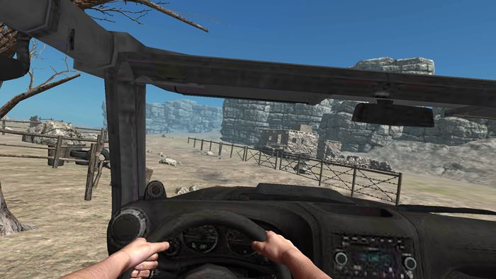 desert-storm-android-game-1 Desert Storm oferece mundo aberto vasto, mas vazio no Android
