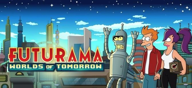 futurama-words-of-tomorrow-android-ios Veja como será Futurama Words of Tomorrow (Android e iOS)