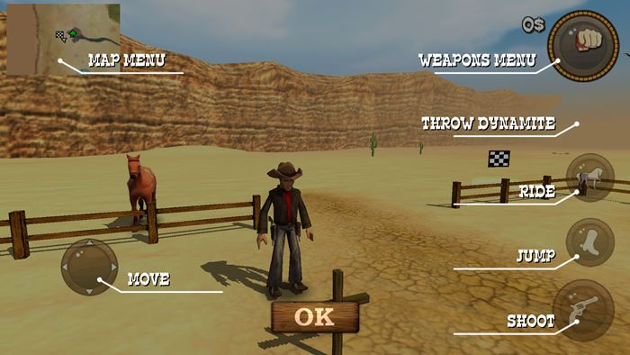 guns-and-spurs-1 Guns and Spurs: Mundo Aberto e Velho Oeste neste jogo OFFLINE