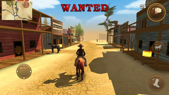 guns-and-spurs-3 Guns and Spurs: Mundo Aberto e Velho Oeste neste jogo OFFLINE