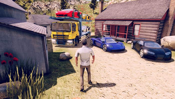 john-truck-car-android John Truck: dirija uma carreta cegonha neste jogo para Android