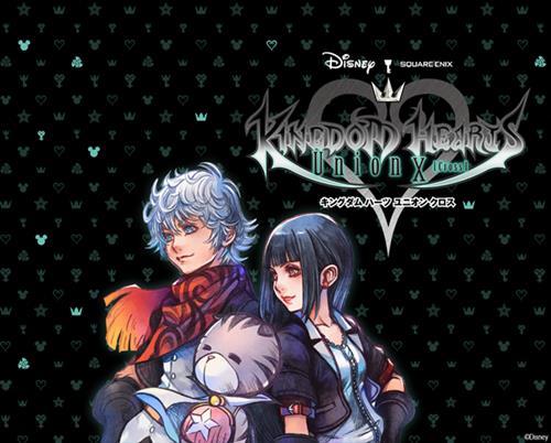 Resultado de imagem para kingdom hearts union X