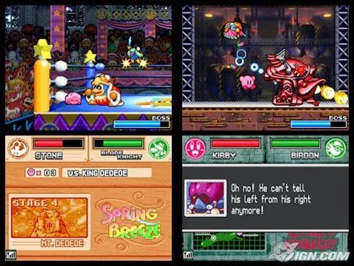 kirby-super-star-ultra-nintendo-drastic 25 Melhores Jogos para o DraStic (Emulador do Nintendo DS)