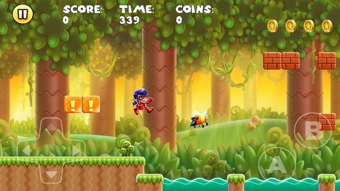 ladybug-jogo-android-gratis Jogos da LadyBug fazem sucesso no Android! Conheça!