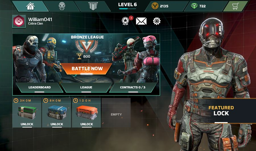modern-combat-versus-menu-Main Entrevista com os produtores de Modern Combat Versus