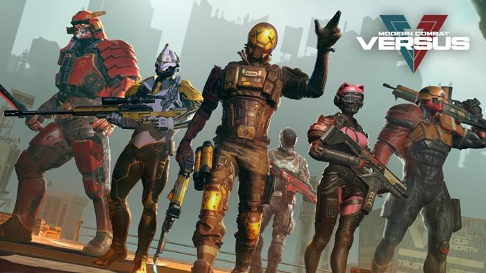 modern-combat-versus-trailer-e-gameplay Modern Combat Versus chega ao iPhone e iPad! Em soft launch