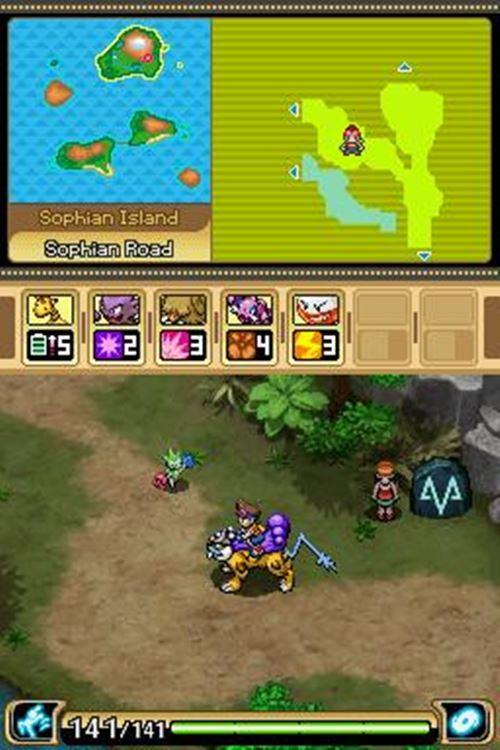 pokemong-ranger-guardians-nintendo-ds-drastic 25 Melhores Jogos para o DraStic (Emulador do Nintendo DS)