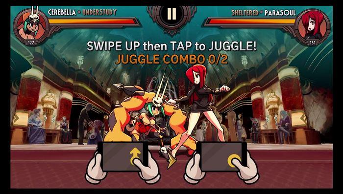 skullgirls-android-ios-6 Preview Skullgirls: jogo de luta chega em breve ao Android e IOS