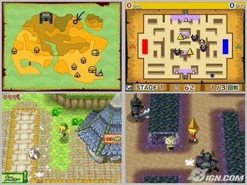 the-legend-of-zelda-phantom-hourglass-drastic 25 Melhores Jogos para o DraStic (Emulador do Nintendo DS)